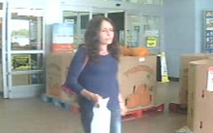 Female Suspect