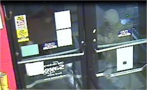 Suspect 1 Prying Doors