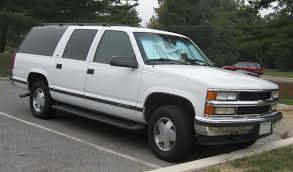 Example of Possible Suspect Vehicle (Not Actual Vehicle)