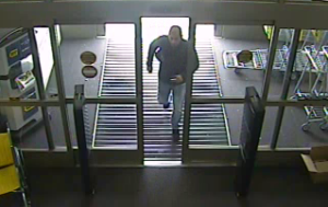 Male Suspect