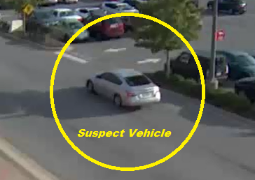 Case 15-20243, Suspect Vehicle