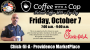 Mt. Juliet Police Participating in National Coffee With a Cop Day this Friday